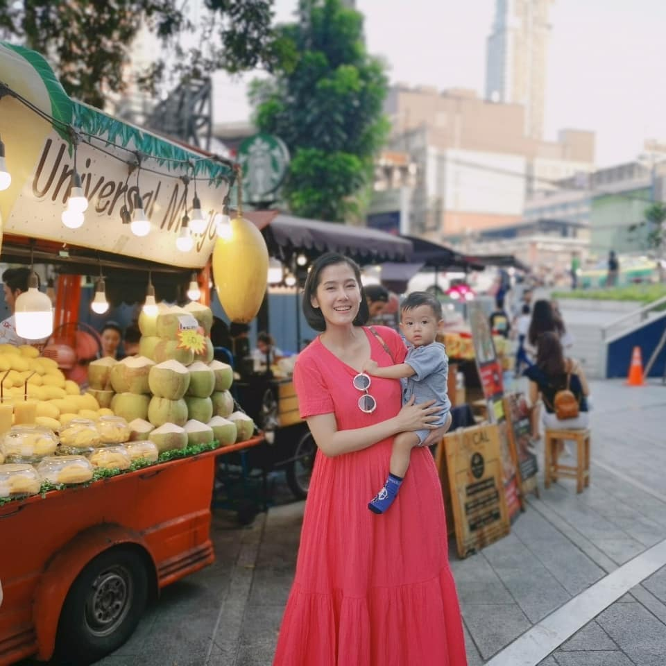 Potret Ardina Rasti liburan di Thailand Instagram