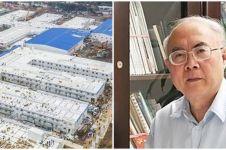 Arsitek rumah sakit virus Corona di Wuhan kelahiran Indonesia