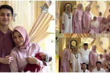 8 Potret akikah putri Rizky Alatas, Adi Bing Slamet bikin salfok
