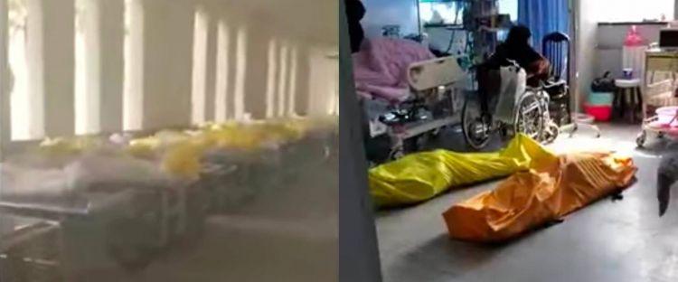 Kisah pekerja krematorium Wuhan, tiap hari kremasi 100 mayat