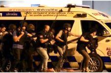 Detik-detik tentara tembak atasan dan berondong warga di mal