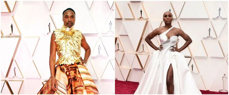 Gaya 10 seleb hadiri Oscar 2020, penampilannya memesona