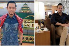 Aksi Agus Yudhoyono main TikTok bareng anak & istri ini jadi sorotan