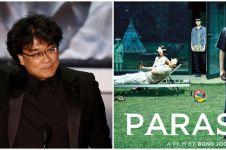 6 Fakta film Parasite yang berhasil menangkan Oscar 2020