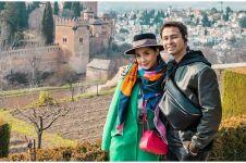 10 Penampakan kamar hotel Raffi Ahmad & Gigi di Madrid, mewah