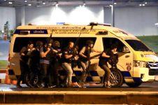 6 Fakta penembakan brutal di Thailand, berlangsung 18 jam