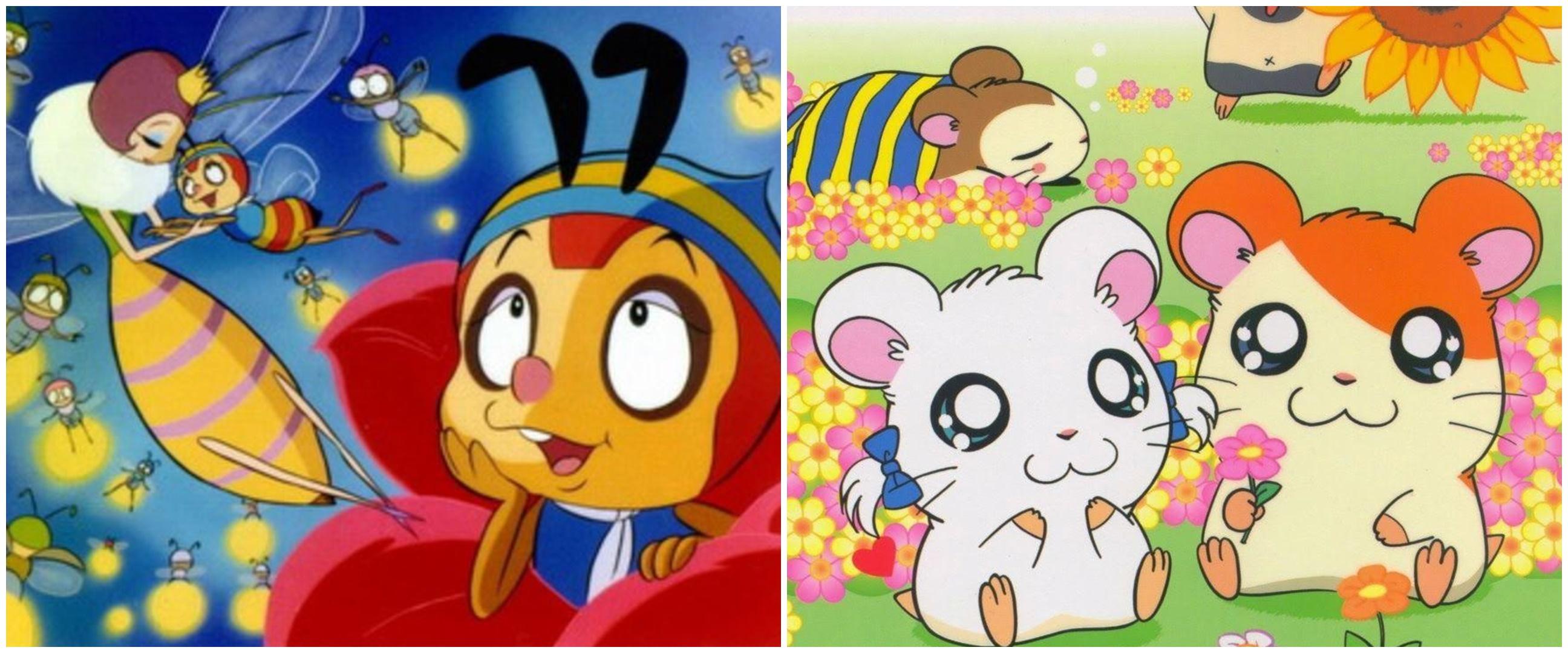 7 Film kartun dengan lagu ikonik, auto nyanyi
