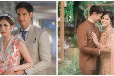 Momen pertunangan 4 seleb ini mewah, bak pesta pernikahan