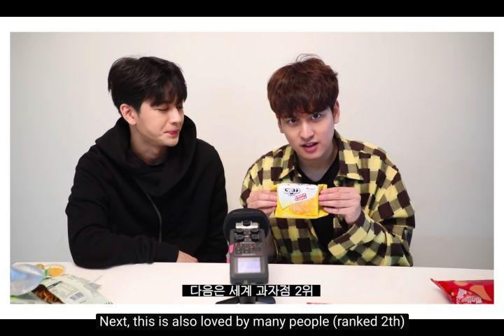 Bikin nagih, ini snack Indonesia favorit Chanwoo & Yunhyeong iKON