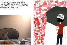 10 Meme kocak hari Valentine ini suarakan isi hati para jomblo