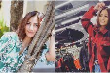 7 Potret terkini Natasha Dewanti, bak ABG di usia 41 tahun