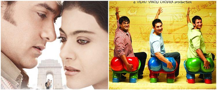 10 Film India dibintangi Aamir Khan yang cocok ditonton ulang