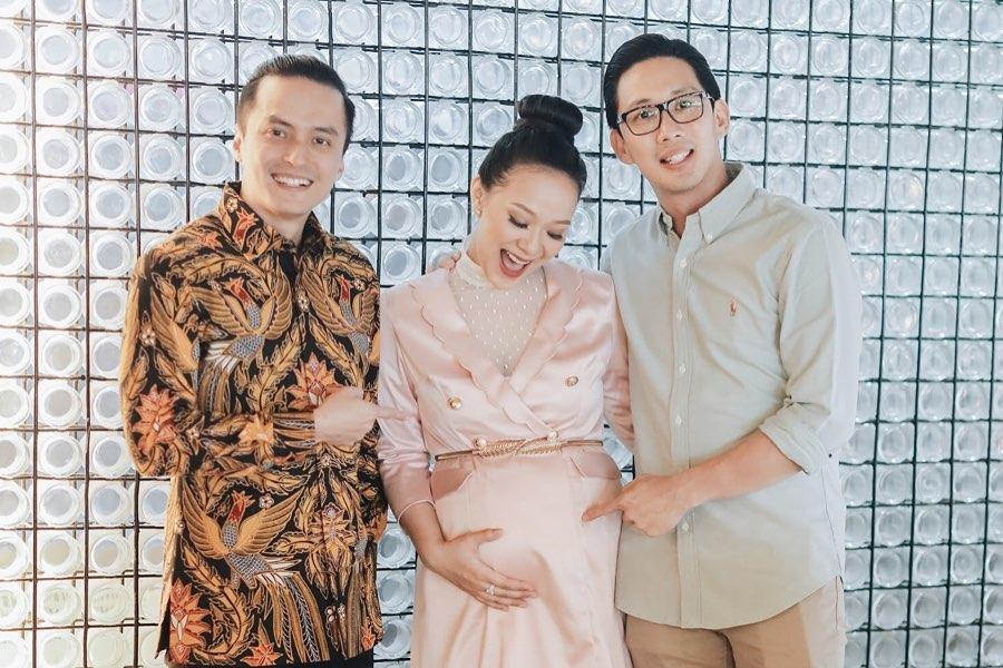 baby shower Yuanita Christiani Instagram @yuanitachrist