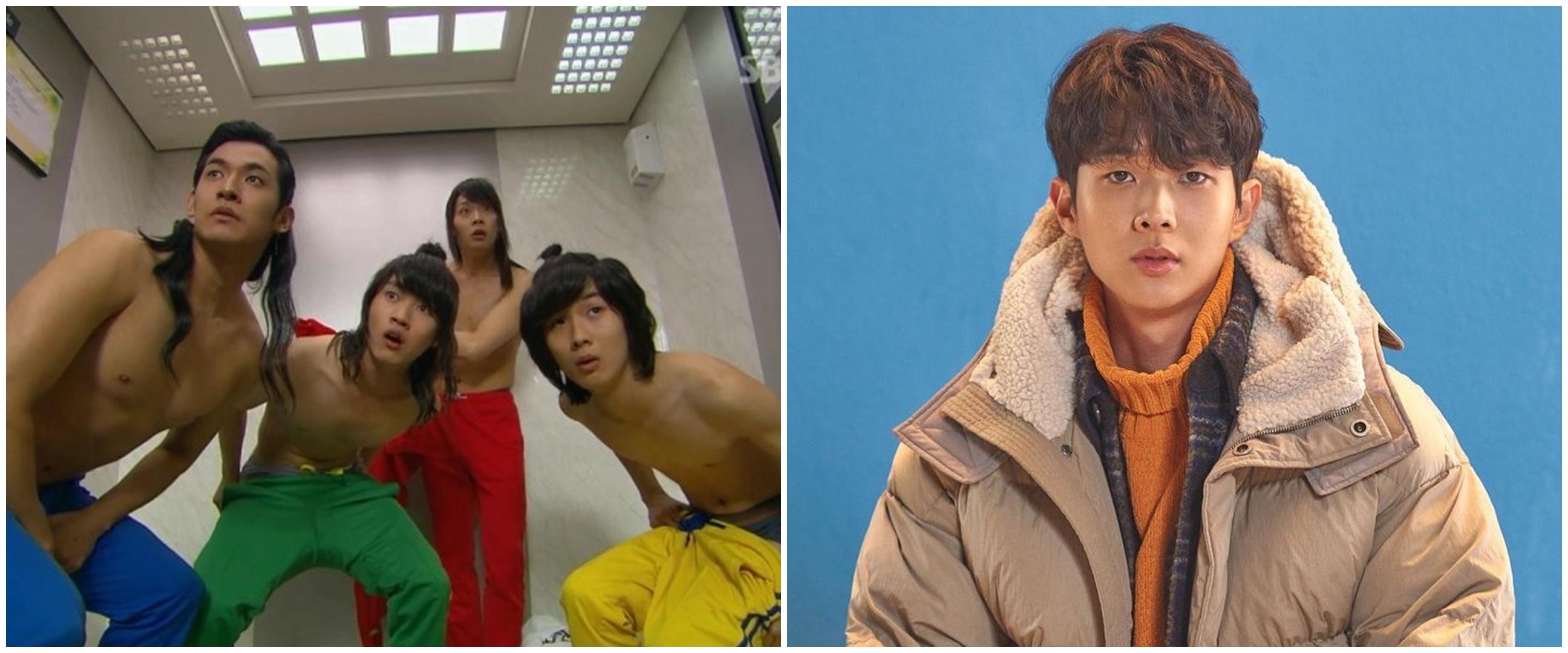 8 Film dan Drama Korea terbaik Choi Woo-shik pemain Parasite