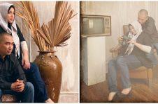 9 Potret prewedding Jane Shalimar & Arsya Wijaya, bertema klasik