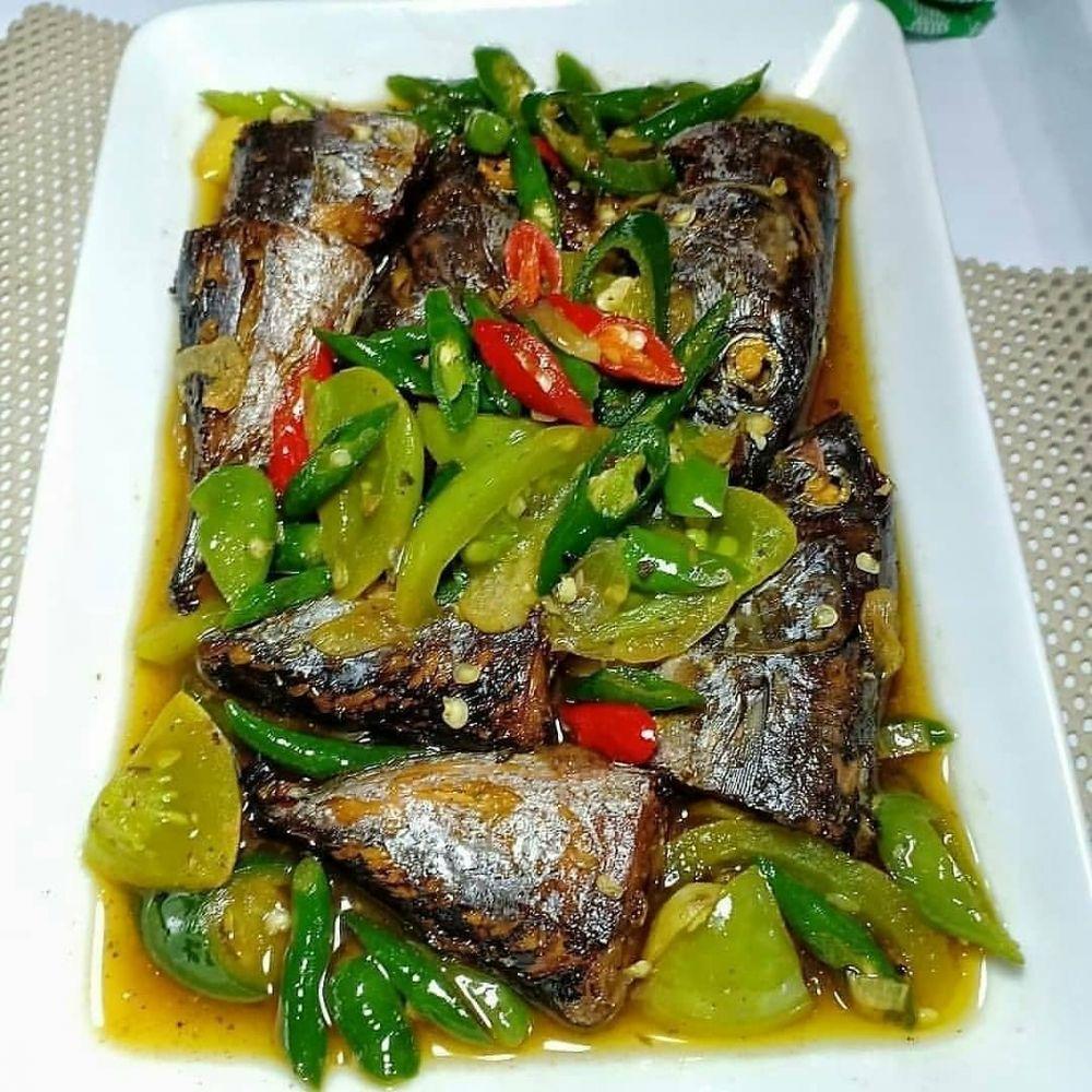 Resep ikan tongkol enak  Instagram/@masakanmamaku.id    @hobikumemasak