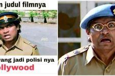 Ingat aktor langganan polisi di film India? Ini 10 potret barunya