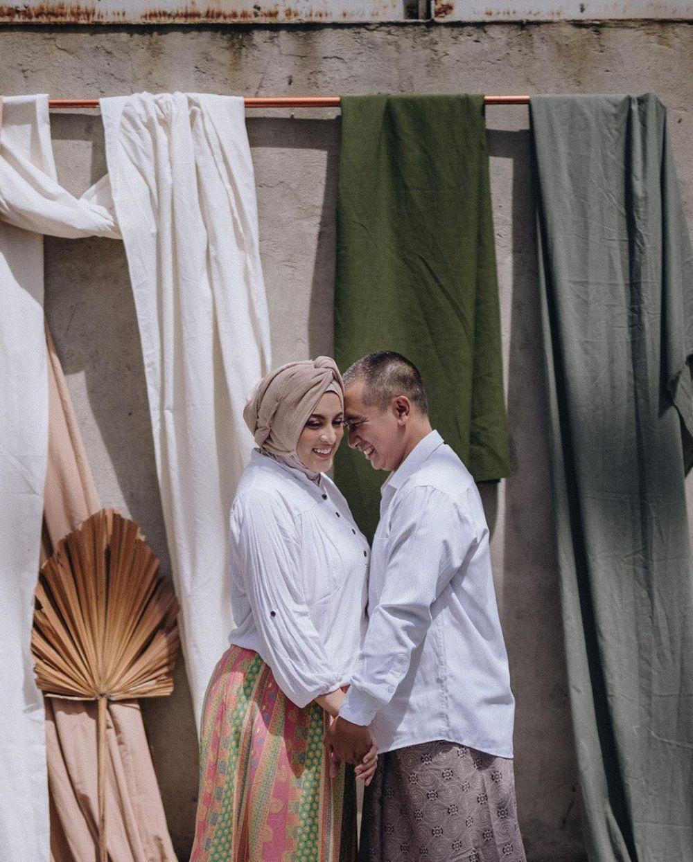 prewedding Jane Shalimar berbagai sumber