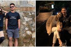 6 Momen mesra Ghea Youbi & Gian Zola, lengket bak prangko