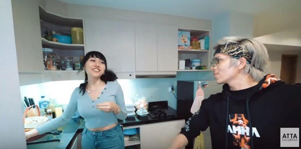 apartemen Lucinta Luna  YouTube