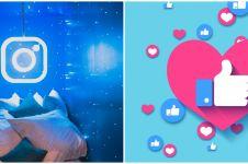 4 Fakta menarik hilangnya jumlah like di Instagram