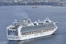 5 Fakta WNI awak kapal pesiar Jepang yang negatif virus Corona