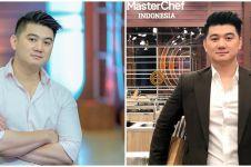 10 Tingkah kocak Chef Arnold ini meruntuhkan kesan galak