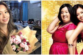 10 Potret terbaru Kang Hanna '200 Pounds Beauty', cantiknya awet