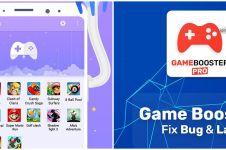 10 Aplikasi game booster terbaik, antinge-lag