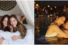 10 Bukti persahabatan Jessica Mila dan Enzy Storia, gemas abis