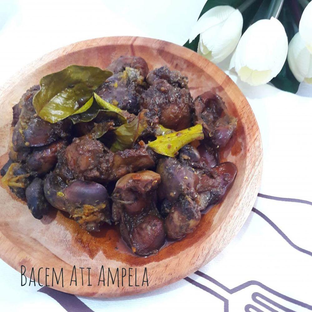 Resep aneka bacem Instagram/@dhina_kesumawati  @foodishpedia