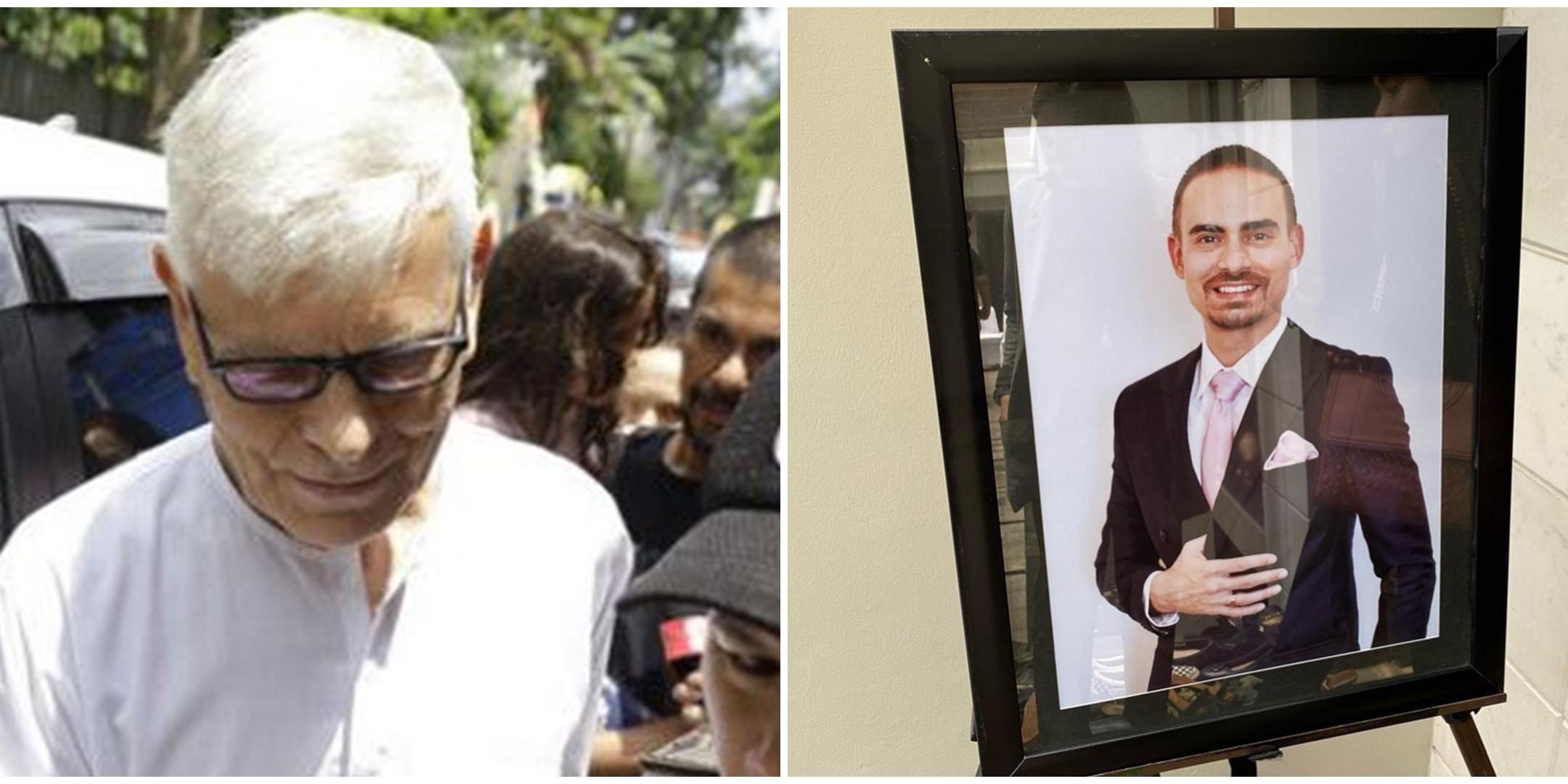 Ini harga liang lahat Ashraf Sinclair di pemakaman elit