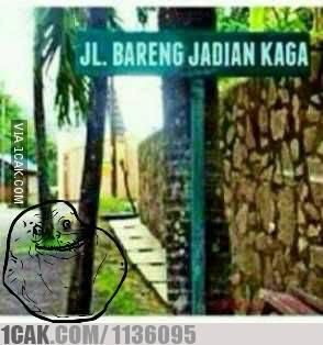 Jalan Bareng Jadian Kaga (1cak.com)