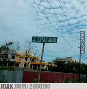 Jalan Extra Joss (1cak.com)
