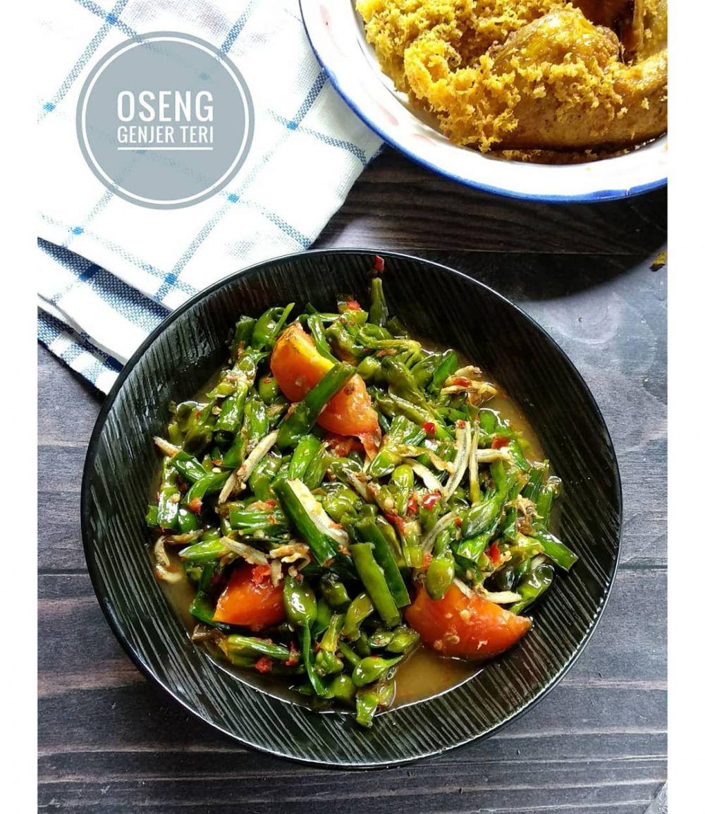 Resep oseng-oseng pedas  Instagram/@berbagi_resepmasakan  @re_masakan