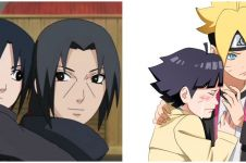 7 Kakak adik terkuat era Naruto hingga Boruto