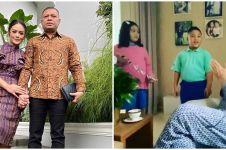 7 Momen ultah Raul Lemos ke-50, dapat kejutan manis dari anak