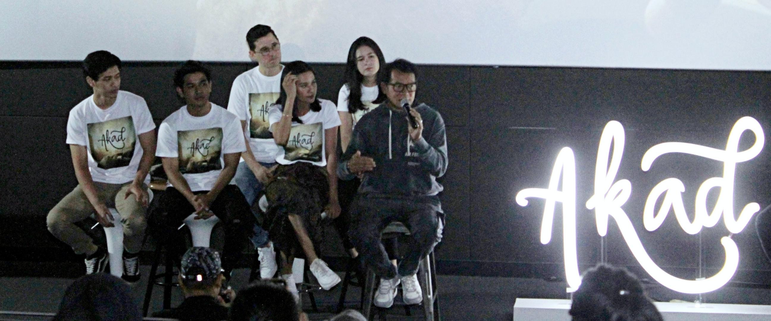 6 Fakta film Akad yang diadaptasi dari lagu Payung Teduh
