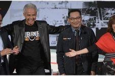 Aksi Ridwan Kamil, Ganjar dan Anies joget TikTok bikin heboh