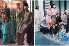 10 Momen hangat BCL bareng keluarga Ashraf Sinclair di Malaysia