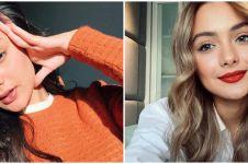 7 Potret terbaru Amanda Rawles dengan rambut pirang, bikin pangling