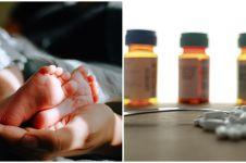 Tragis, bayi 5 bulan keracunan 10 obat yang diberikan pengasuh