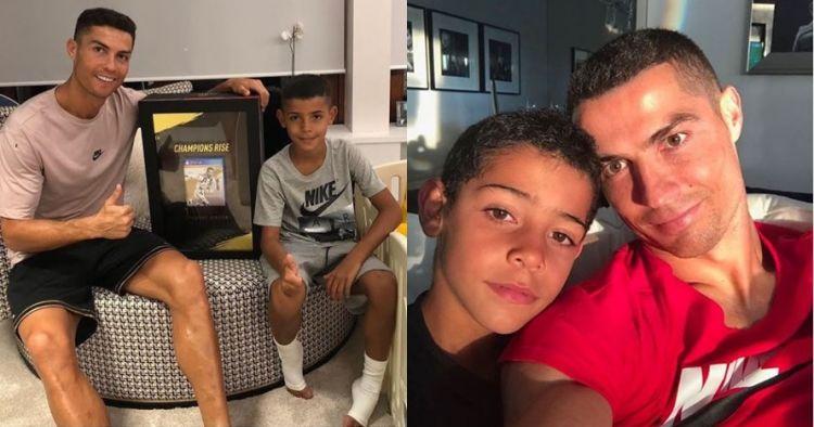 Digaji Rp 57,4 juta per jam, Ronaldo setia gunakan iPod 2010
