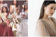 10 Pesona Pricilia Carla Yules, pemenang Miss Indonesia 2020