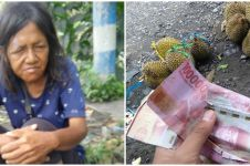 Kisah pilu penjual durian dibayar uang palsu senilai Rp 300 ribu