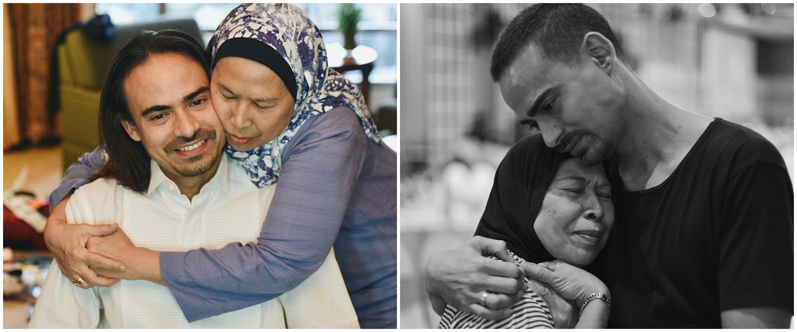 Curhat haru ibunda Ashraf menerima kenyataan kepergian sang anak