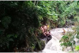 Fakta terkini jumlah siswa hilang & meninggal susur sungai SMPN 1 Turi
