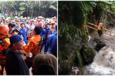 7 Momen pencarian & penyelamatan siswa SMPN 1 Turi oleh tim SAR