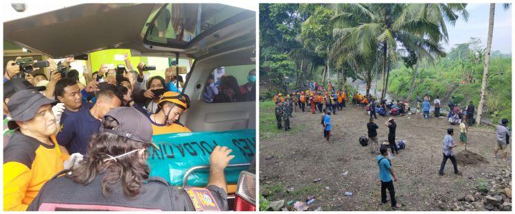 Siswa meninggal korban susur sungai SMPN 1 Turi jadi 8 orang