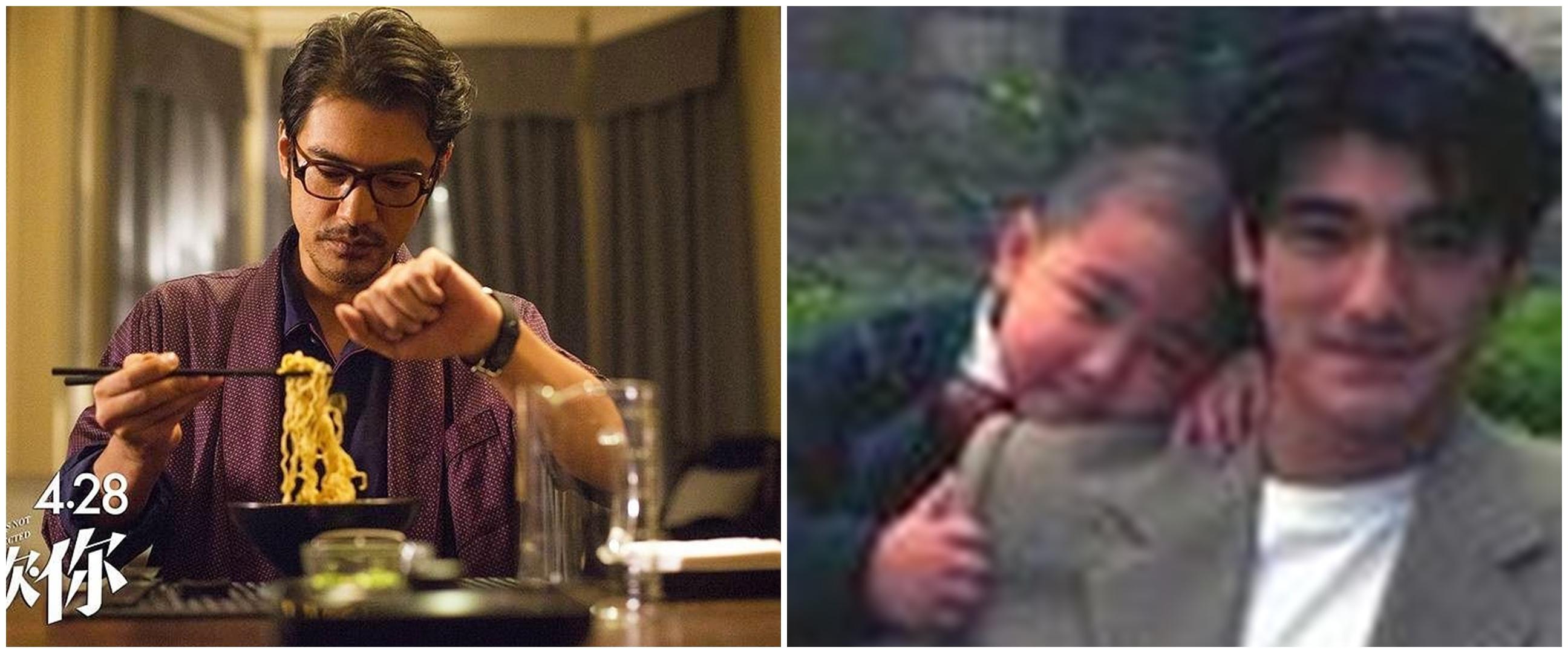 9 Foto terkini Takeshi Kaneshiro 'Boboho', awet muda di usia 46 tahun